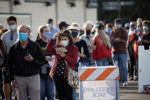 COVID-19 | Un «méga centre» de vaccination ouvre à Disneyland en Californie