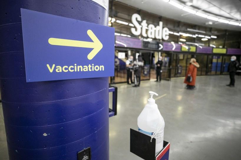 Les inscriptions pour la vaccination débutent jeudi