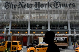 Le New York Times berné par un «mythomane»?