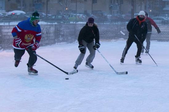 Moins de jours de patinage dans les villes originales de la LNH