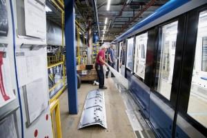 Alstom | Un vol au Mexique force la mise à pied de 70employés à La Pocatière