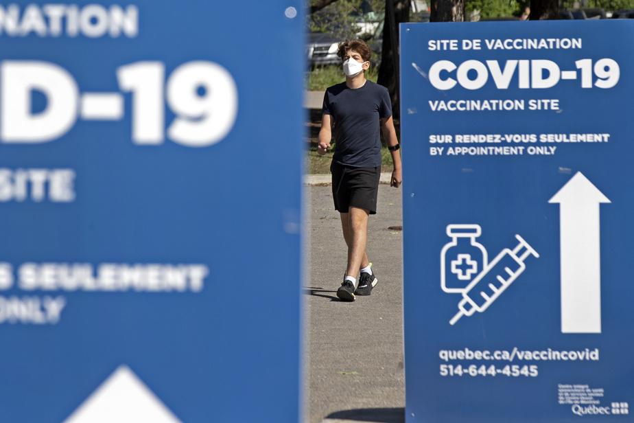 Bilan de la semaine dernière | 95% ayant contracté le virus n'étaient pas pleinement vaccinés