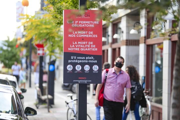 Près de 700nouveaux cas de COVID-19 recensés au Québec