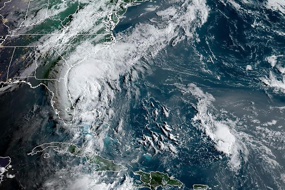 La tempête Isaias arrivera au Québec mercredi