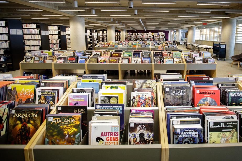 De plus en plus de bibliothèques éliminent les amendes