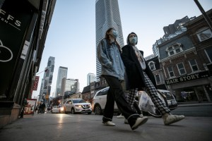 La Presse à Toronto   «C'est vraiment une catastrophe que l'on vit»
