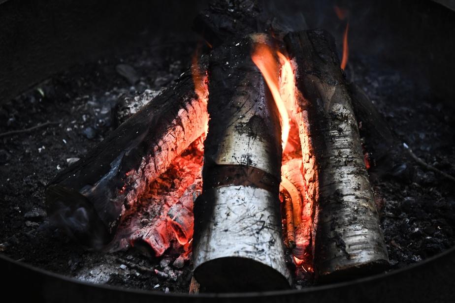 Interdiction de faire des feux à ciel ouvert dans certaines régions
