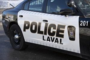 Coups de feu tirés à Laval