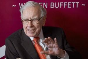 La fortune de Warren Buffett dépasse les 100 milliards