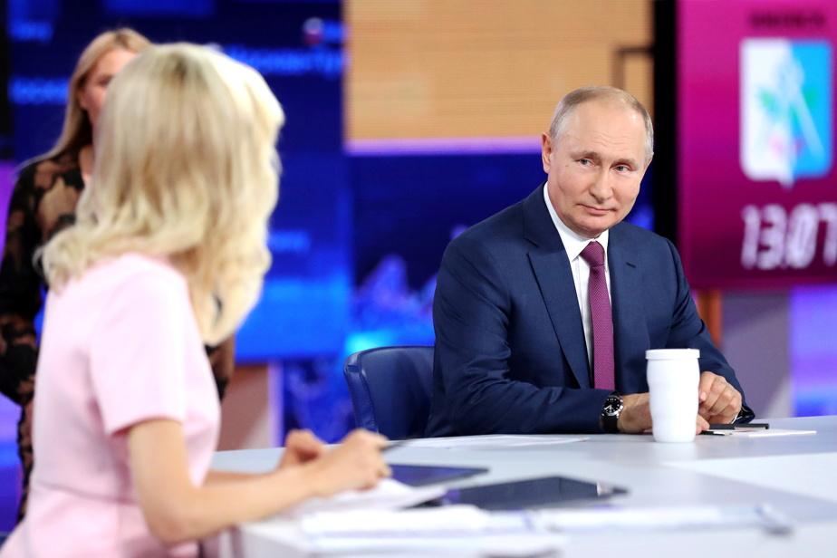 COVID-19 en Russie | Vladimir Poutine exclut la vaccination obligatoire