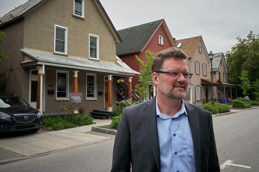 Logement abordable | «C'est rendu scandaleux ethonteux», ditle maire deGatineau