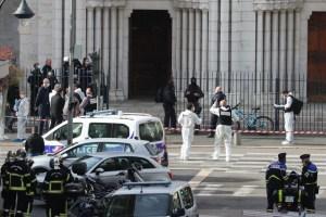 Trois morts dans une attaque au couteau en plein cœur de Nice