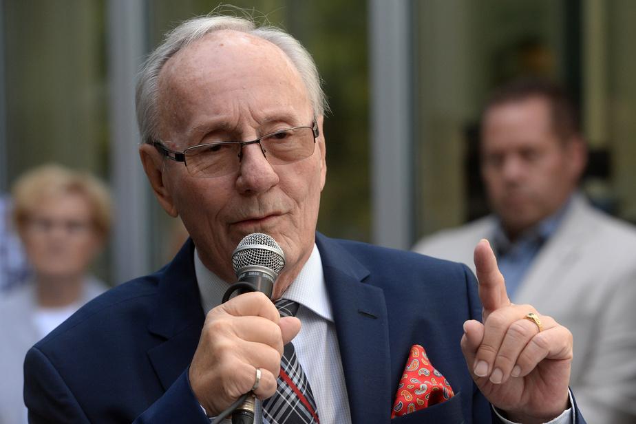 Le maire de l'Ancienne-Lorette, Émile Loranger, est mort