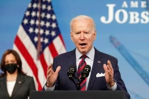 Projet du premier budget   L'administration Biden opte pour un virage social