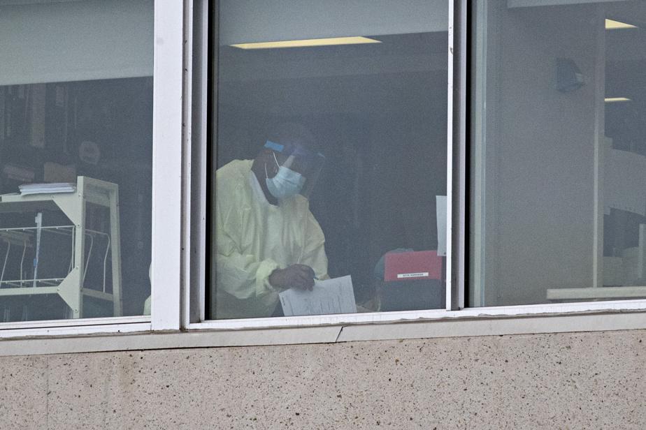 Enquête de la coroner | Les employés étaient souvent déplacés au CHSLD de Ste-Dorothée