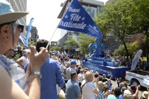 Pas de défilé de la fête nationale à Montréal