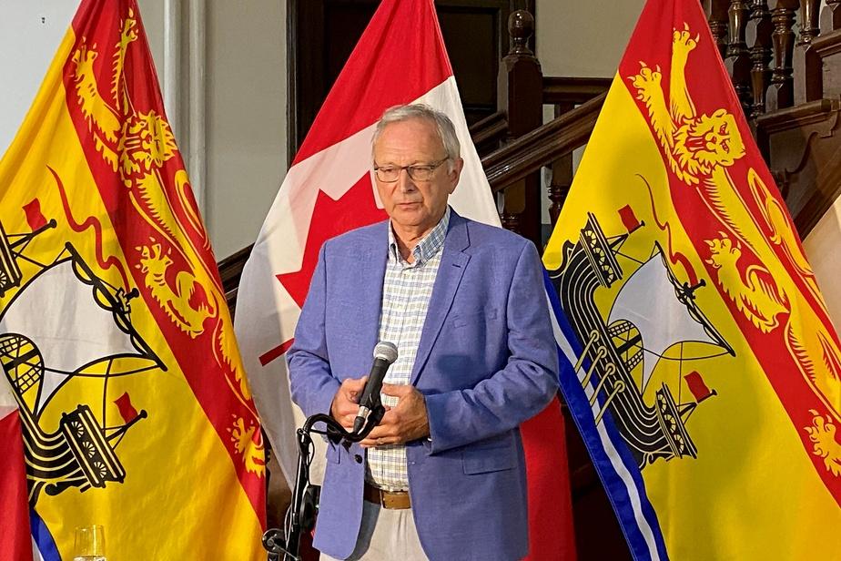 Nouveau-Brunswick: les libéraux rejettent la proposition de Blaine Higgs