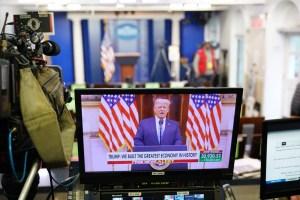 YouTube suspend Trump indéfiniment