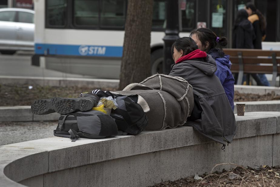 Services réduits et problèmes exacerbés pour les jeunes de la rue