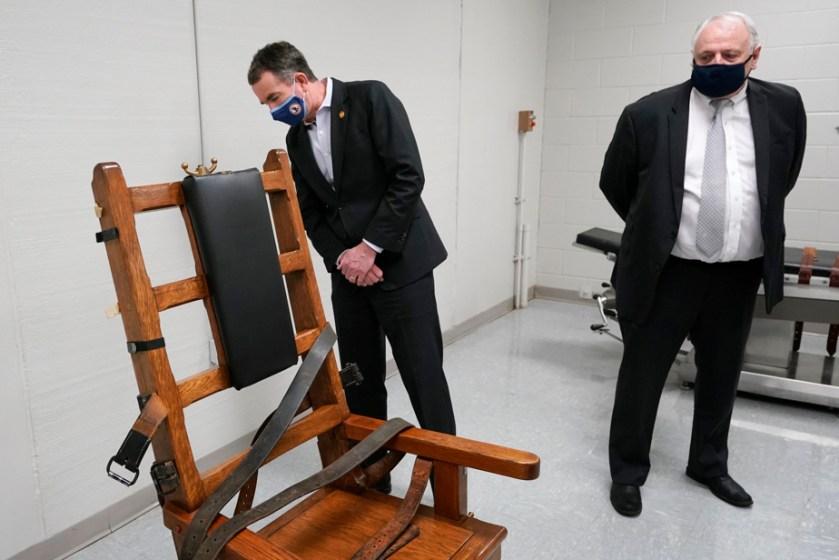 La Virginie, premier État du Sud à abolir la peine de mort | La Presse