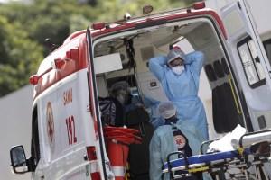 COVID-19  | Le Brésil au bord de l'effondrement sanitaire