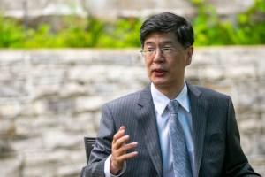Conférence au CORIM | L'ambassadeur de la Chine balaie toutes les critiques
