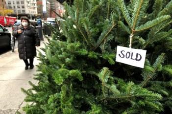 Ces Québécois qui sauvent une tradition de Noël à NewYork