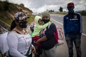 La COVID-19 bloque près de 3millions de migrants