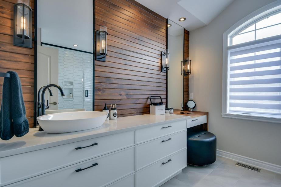 quatre salles de bains