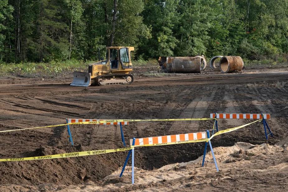 Trois-Rivières | Le réseau des eaux usées remis en marche après plus de seize jours