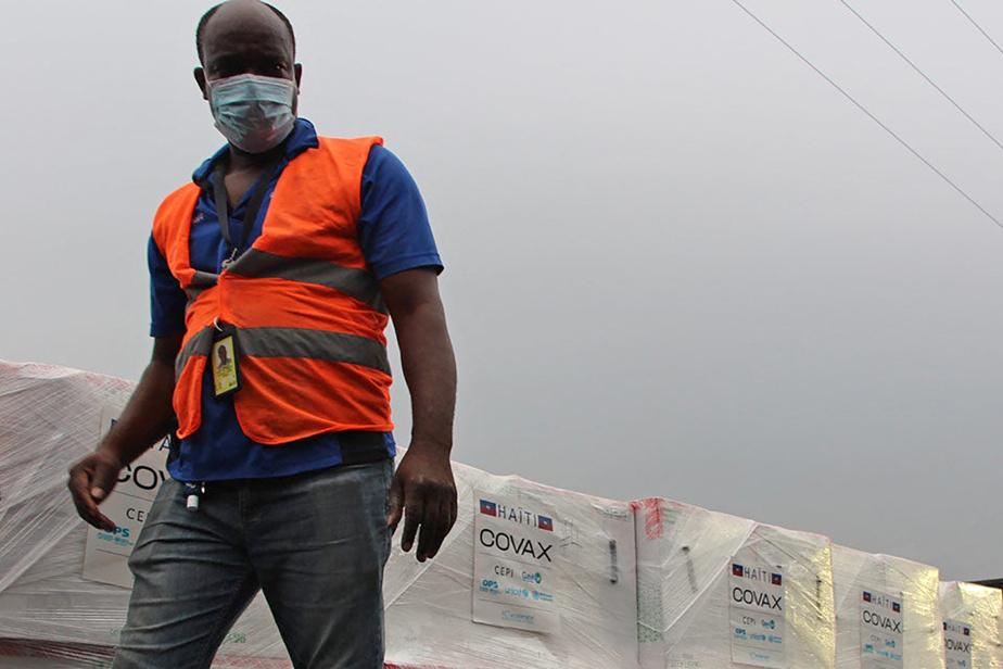 COVID-19   Haïti a reçu ses premières doses de vaccin