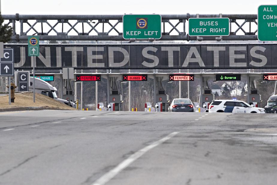 La frontière canado-américaine devrait rester fermée jusqu'au 21 août
