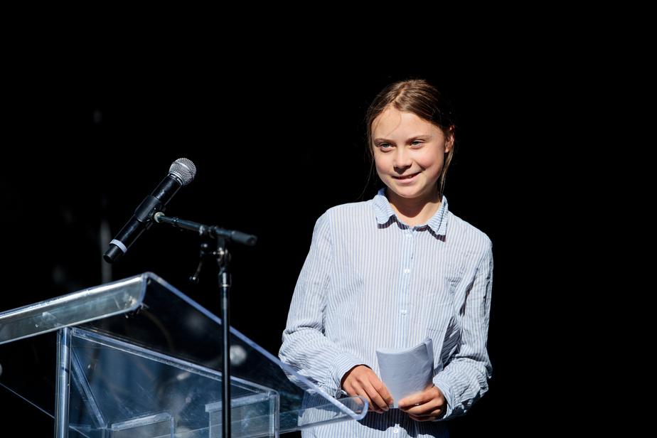 La BBC va produire une série télé sur Greta Thunberg