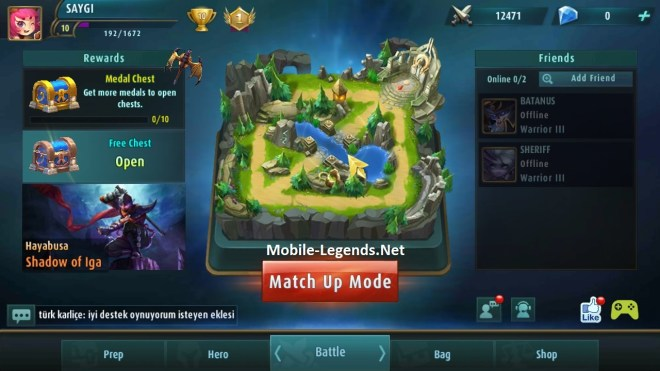 android device requirements 2020 - mobile legends