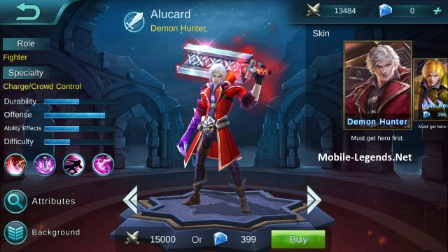 Alucard Dueling Build 2018 Mobile Legends