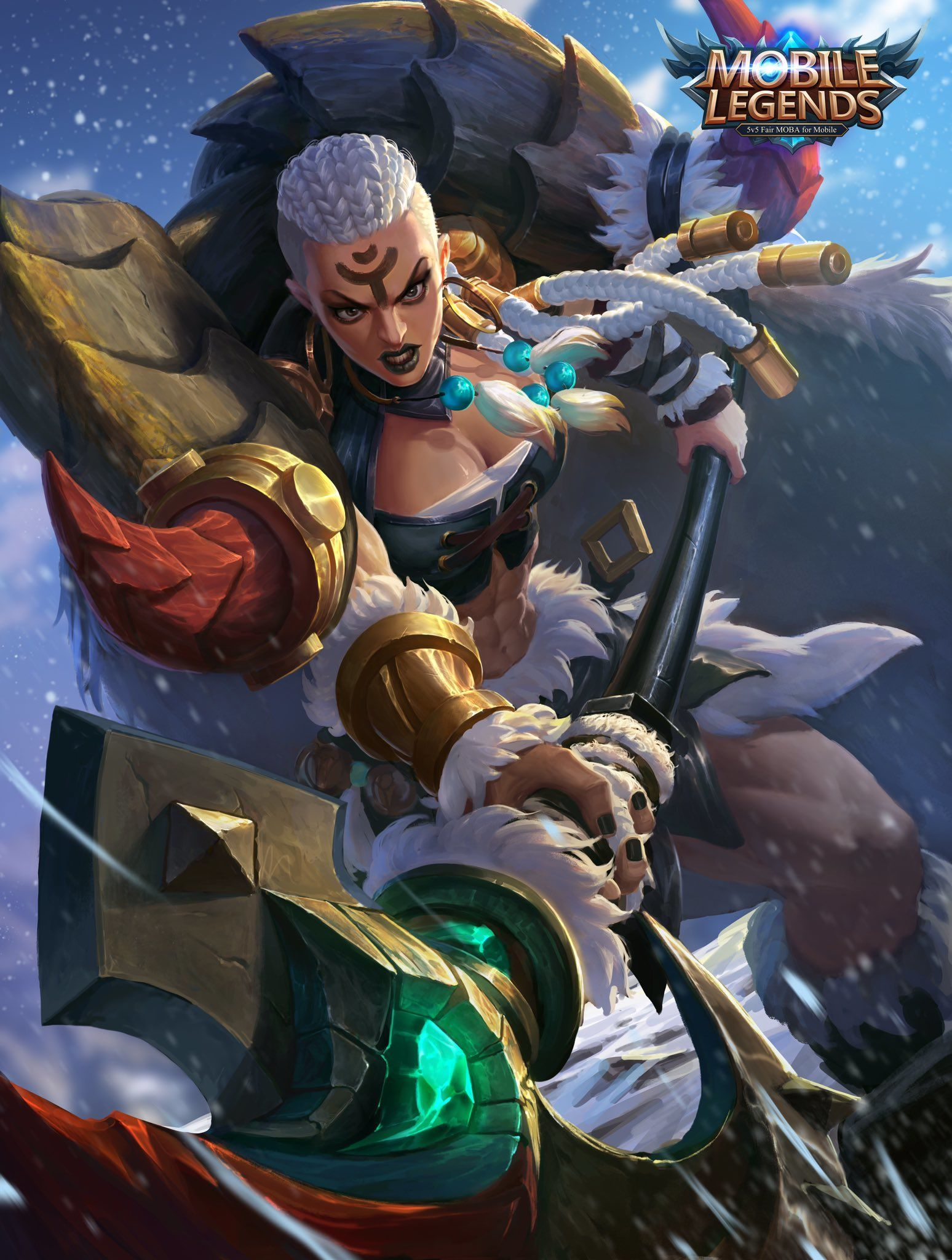 New Hero Hilda Patch Notes 1176 2018 Mobile Legends