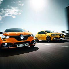 Renault präsentiert neuen Mégane R.S. und vernetztes Concept Car Symbioz