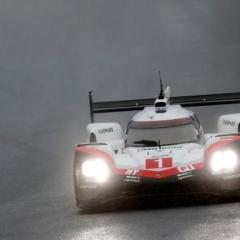 Porsche 919 Hybrid erobern erste Startreihe in Fuji