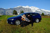 Opel Insignia für Kira Grünberg