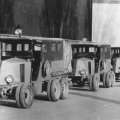 20 Jahre Nutzfahrzeugdivision von Renault