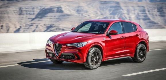 Der neue Alfa Romeo Stelvio Quadrifoglio