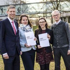 Audi-Umweltstiftung fördert junge Forscher