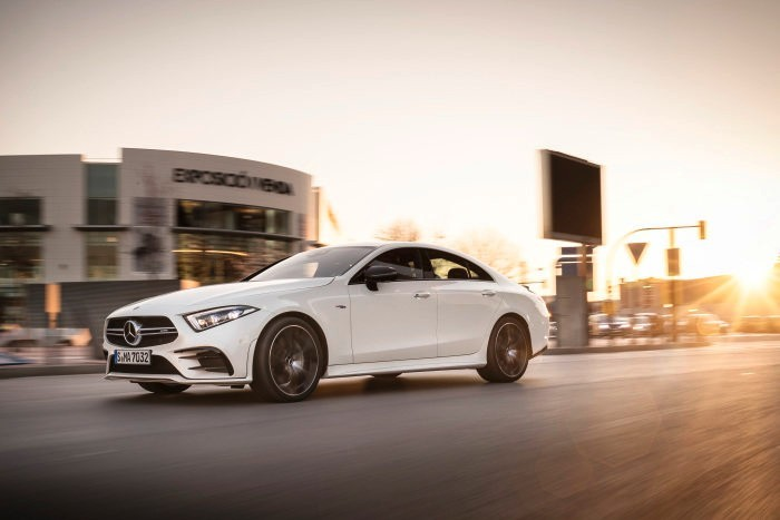 Mercedes-AMG Modell CLS53 4MATIC