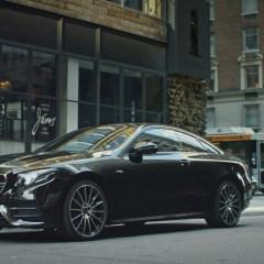 Die Kampagne für die neuen Mercedes-AMG 53er Modelle