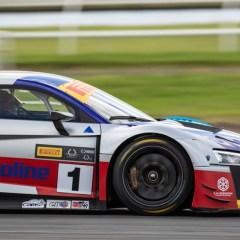Kunden von Audi Sport gewinnen in Asien und Australien