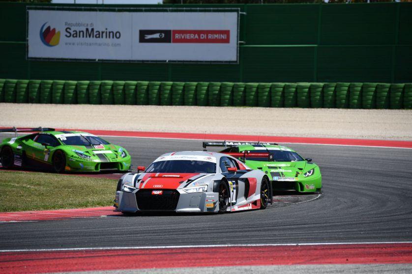 Audi Sport-Kunden feiern weltweit Siege