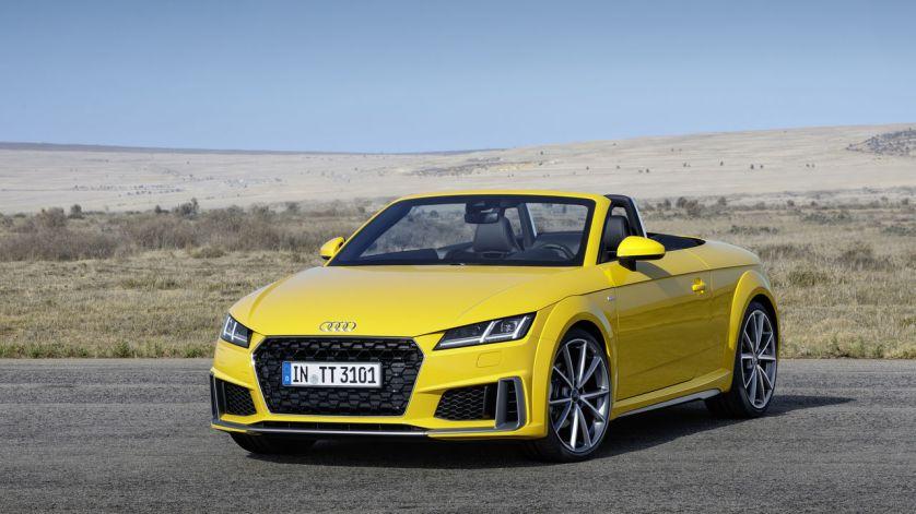 Der neue Audi TT – Update für die Design-Ikone