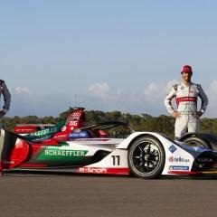 Audi startet Titelverteidigung in der Formel E