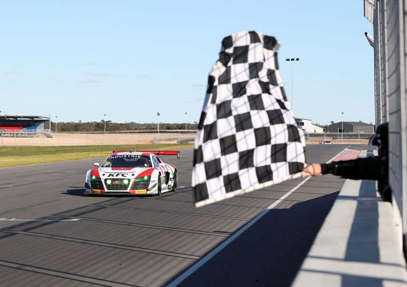 Internationale Erfolge für Audi Kundenteams