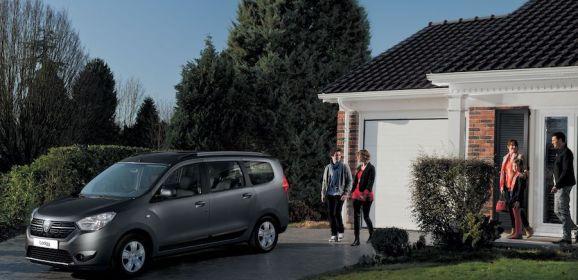 Autokauf per Mausklick im neuen Dacia Shop